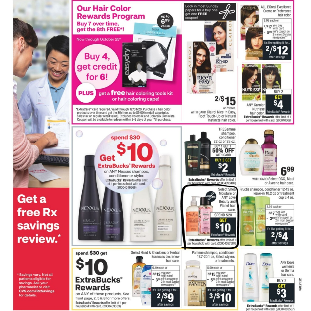 CVS Weekly Ad 9/27 to 10/3 Page 7