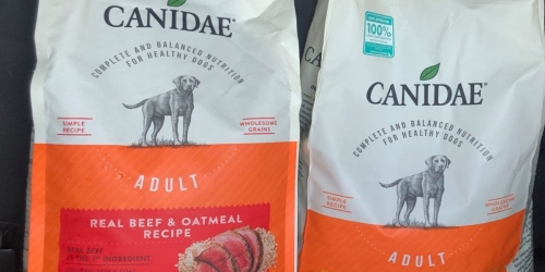 FREE Canidae Dog Food 7-Pound Bag Coupon for Petco Pals Rewards Members