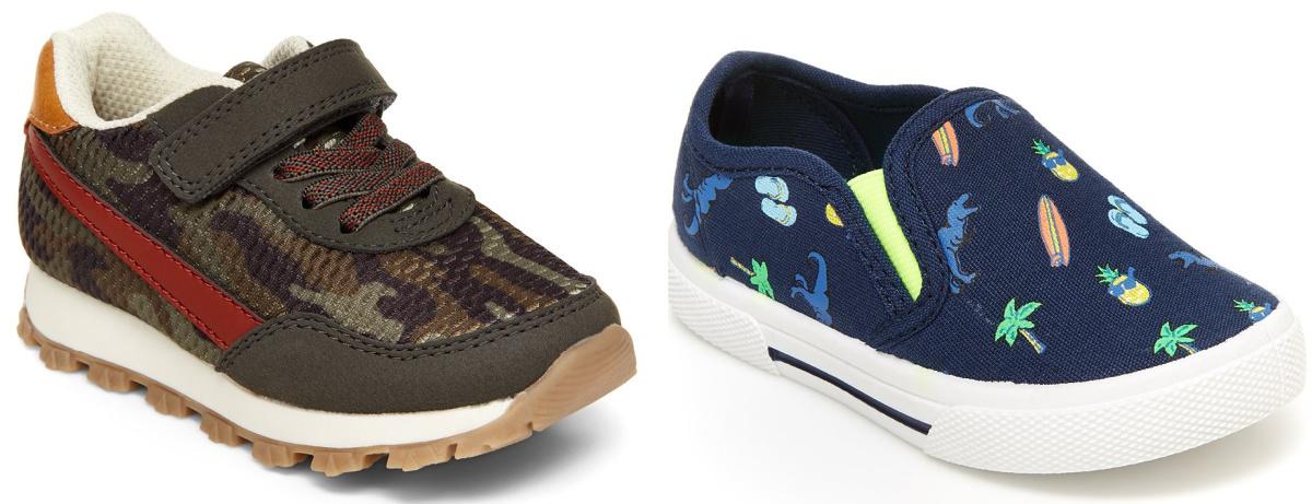 carters kids shoes