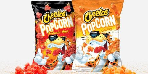 Cheetos Popcorn 40-Count Variety Pack Only $9.86 Shipped on Amazon