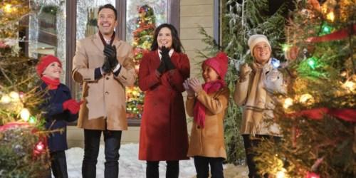 Hallmark's Christmas Movie Premiere Schedule for 2020 – Starts Tonight!