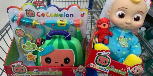 Cocomelon & Bluey Toys Spotted at Walmart | HOT Christmas Toys
