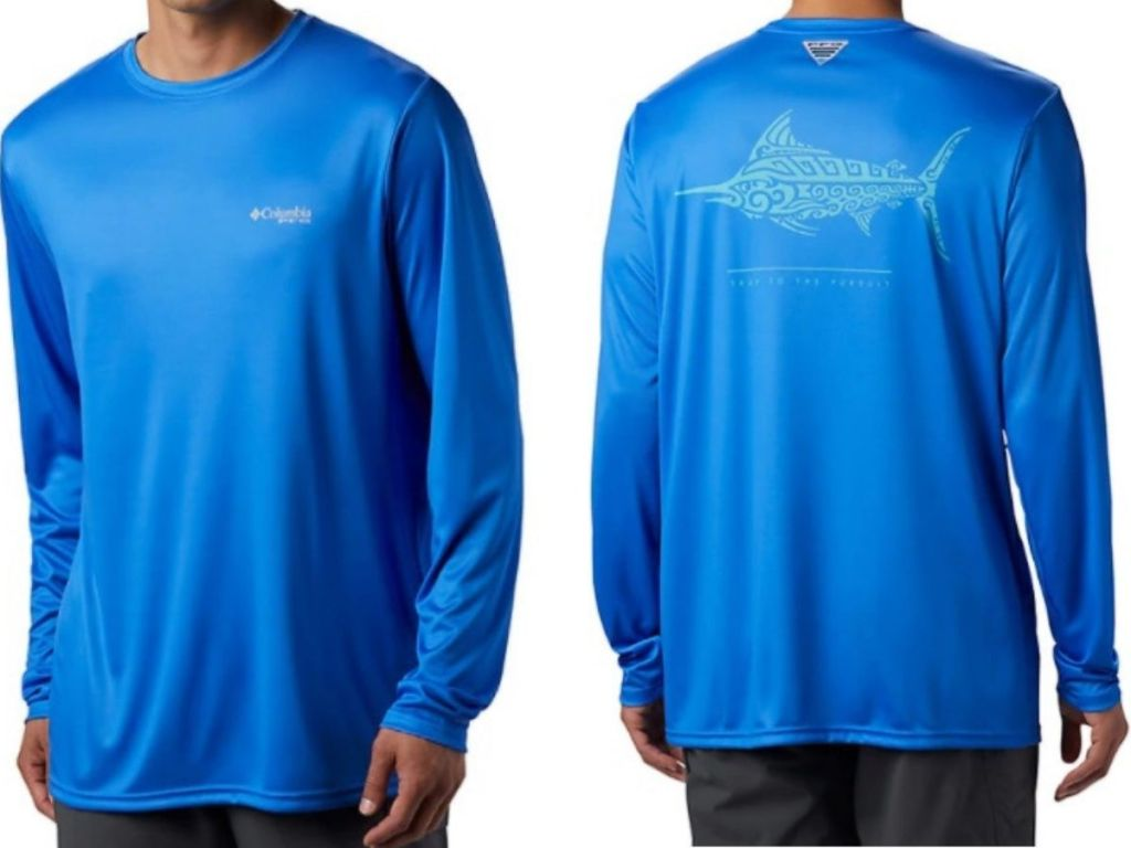 Columbia Men's PFG Shirt