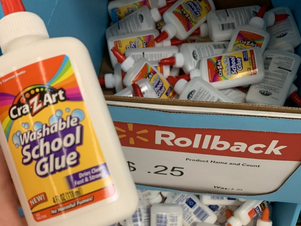 Cra-Z-Art Washable School Glue