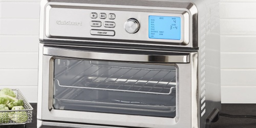 Cuisinart AirFryer Toaster Oven Only $159.99 for Costco Members (Regularly $200)