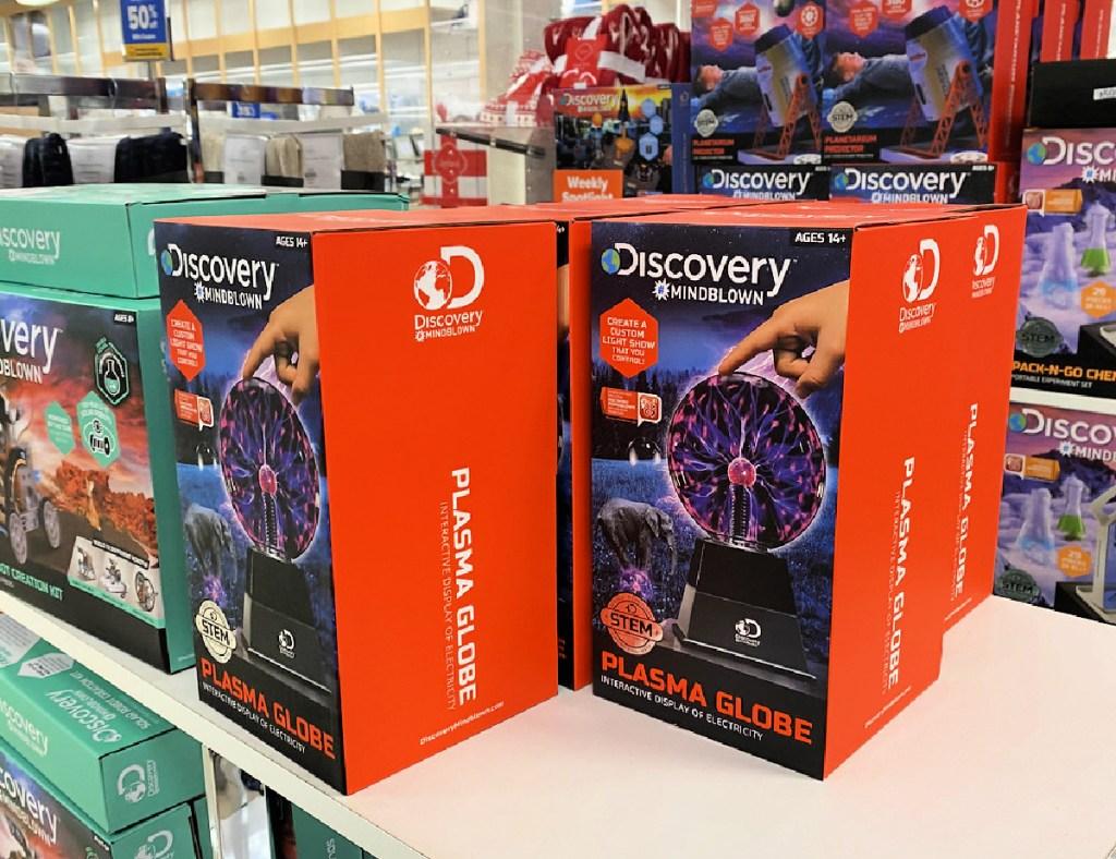 Discovery Kids STEM Plasma Orb