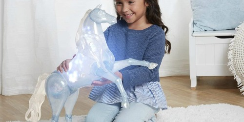 Disney Frozen 2 Elsa's Spirit Horse w/ Lights & Sounds Just $28.60 Shipped on Amazon (Regularly $50)