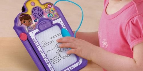 VTech Doc McStuffins Talk & Trace Clipboard Only $10.50 on Amazon (Regularly $20)