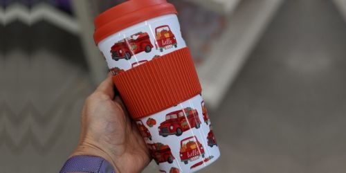Fall Themed Tumblers Only $1 at Dollar Tree