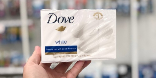 Dove Beauty Bar 3-Pack Just $2.43 Shipped on Amazon