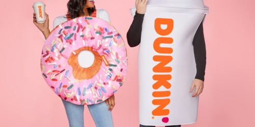 20% Off Costumes on Spirit Halloween | Dunkin' & Hocus Pocus