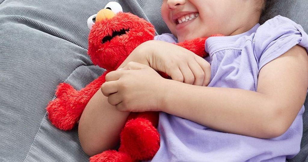 10-inch Elmo Doll