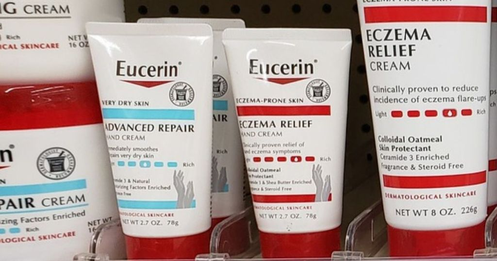 Eucerin Advanced Hand Cream