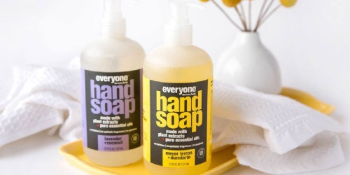 Everyone Hand Soap 3-Pack from $8.33 Shipped on Amazon | Just $2.77 Each