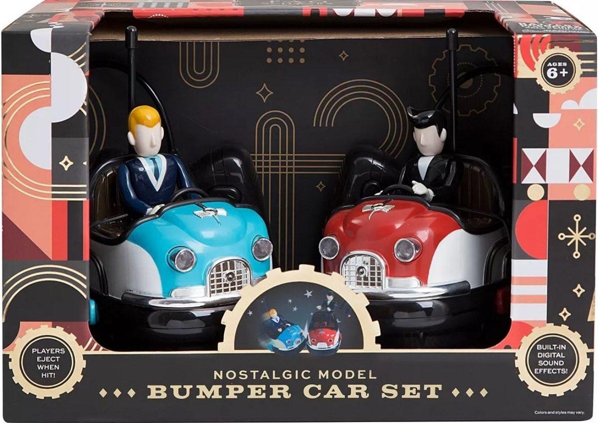 FAO Schwarz Remote Control Bumper Car Set