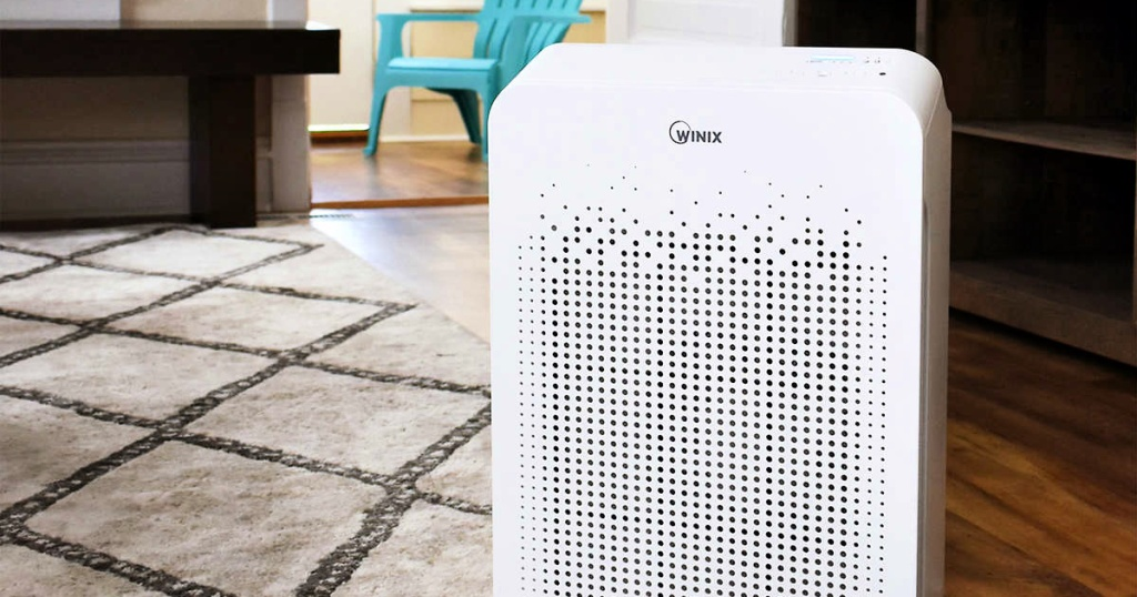 Factory Reconditioned Winix True HEPA Air Cleaner with PlasmaWave Technology