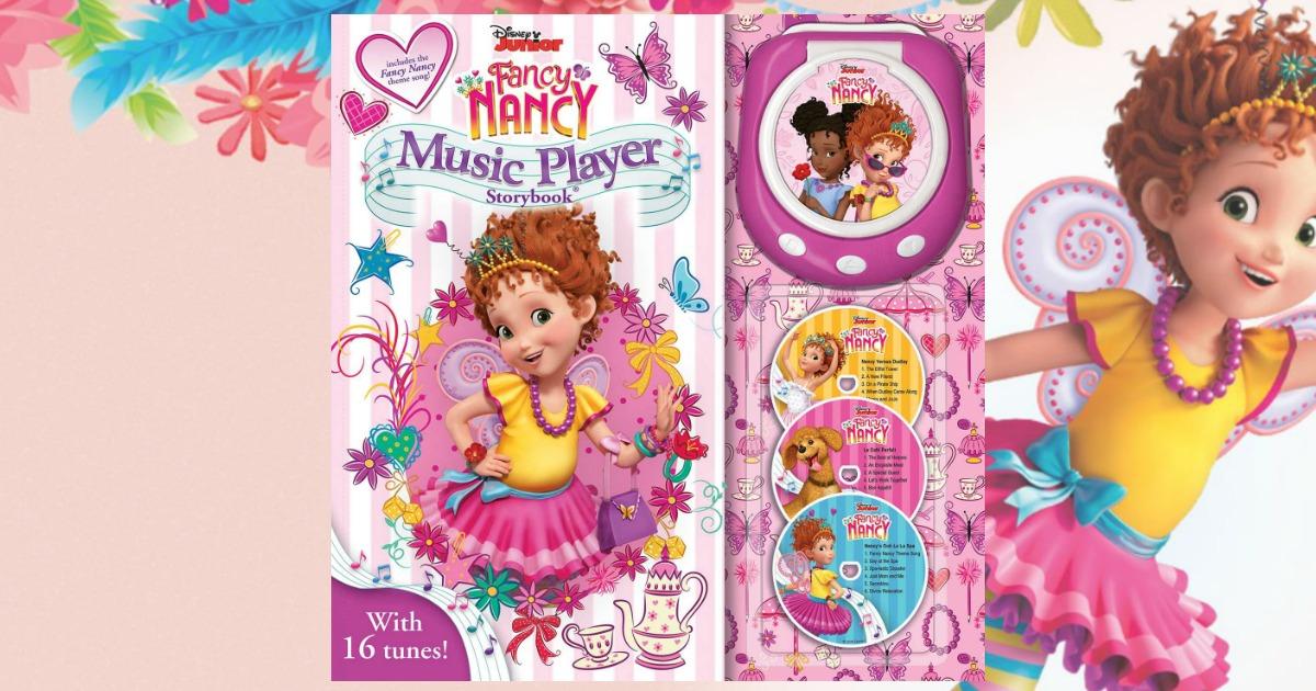 Fancy Nancy Music Player Storybook