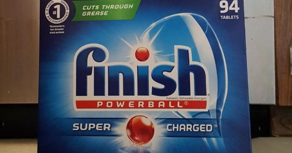 Finish Powerball Dishwasher Tablets 94-Count