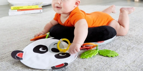 Fisher-Price Tummy Time Playmats from $13.99 on Walmart.com (Regularly $20+)