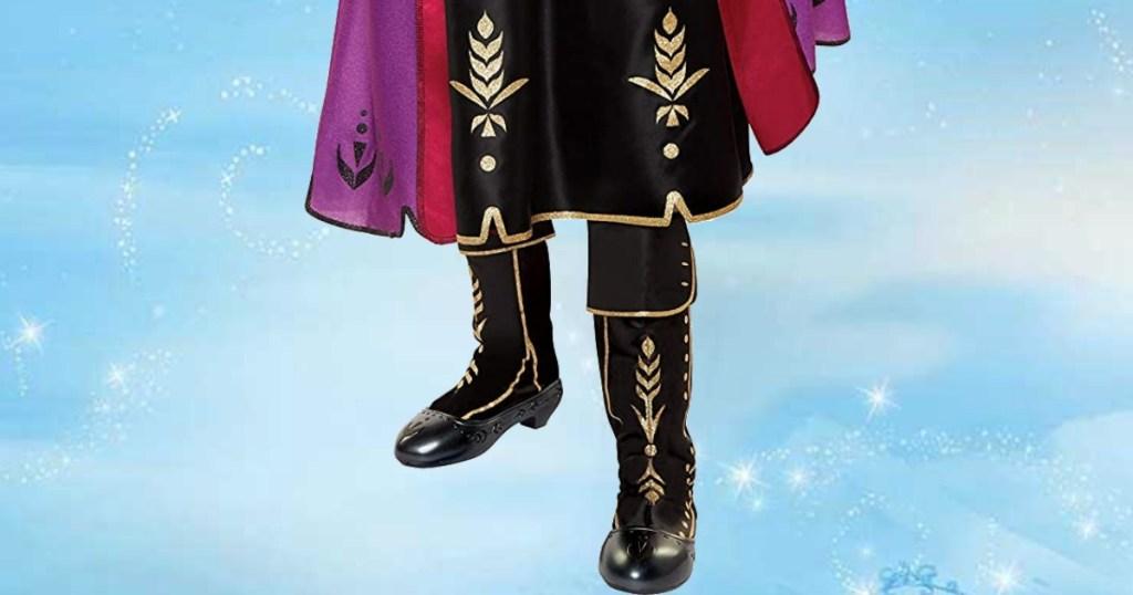 Frozen Anna Boots