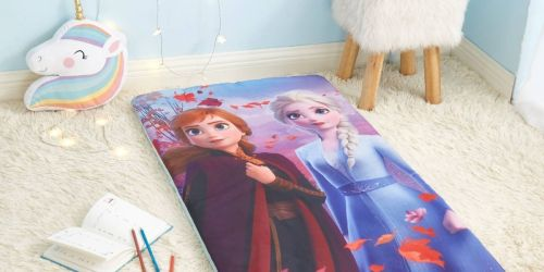 Disney Frozen Sleeping Bag Only $9.88 on Walmart.com