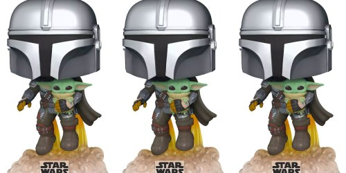 Funko Pop! Star Wars Mandalorian w/ The Child Only $8.99 on Amazon | Pre-Order Now