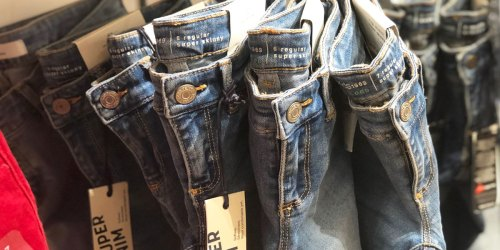 GAP Jeans for the Family from $8 (Regularly $45+)