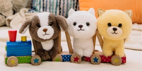 Plush Stuffed Animals from $4.49 on Amazon (Regularly $10+)