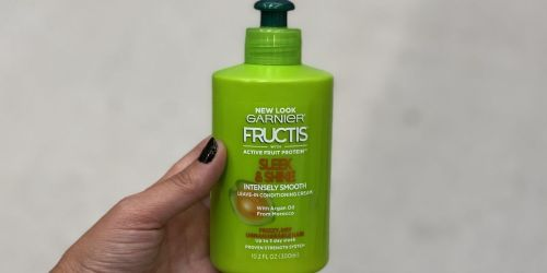 Garnier Fructis Leave-In Conditioning Cream Only $1.84 Shipped on Amazon