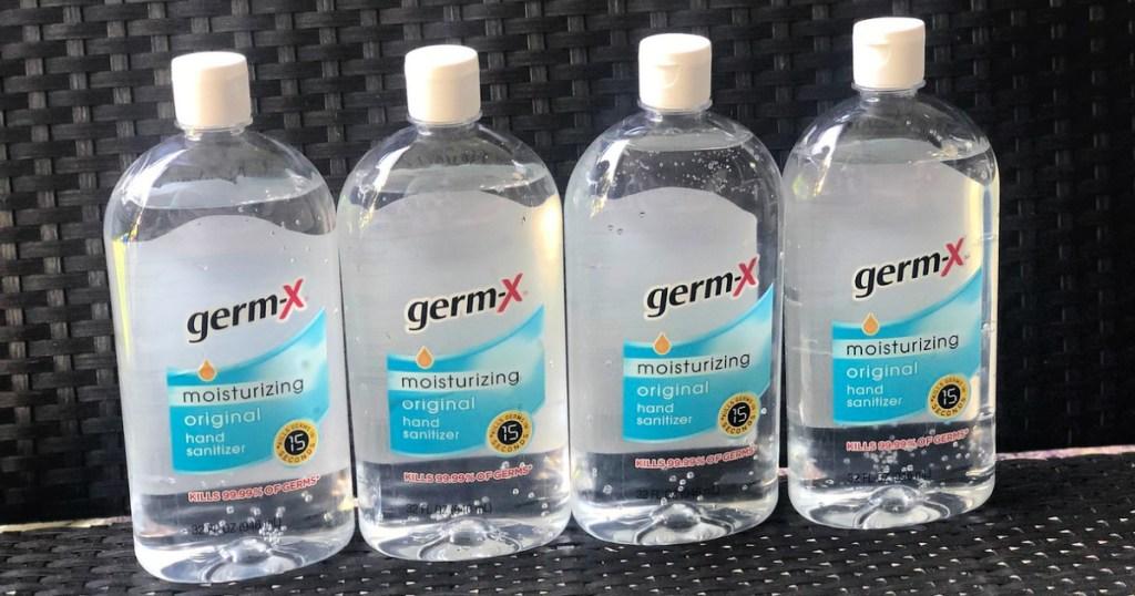 Germ-X Hand Sanitizer 32oz bottles