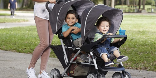Graco DuoGlider Double Stroller Only $101.99 Shipped on Amazon (Regularly $170)