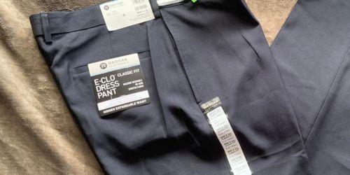 Haggar Men's Dress Pants Only $13 on Amazon (Regularly $70)