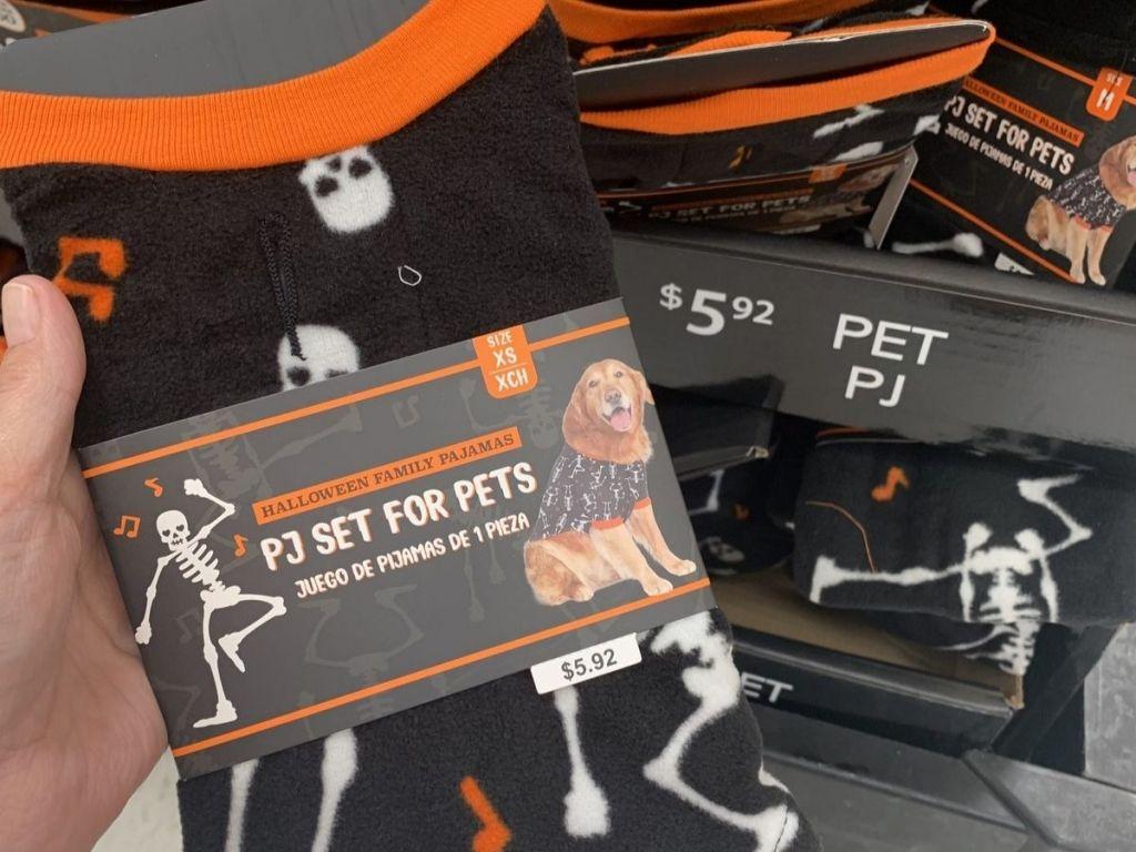 Halloween Family Pajamas for Dogs at Walmart