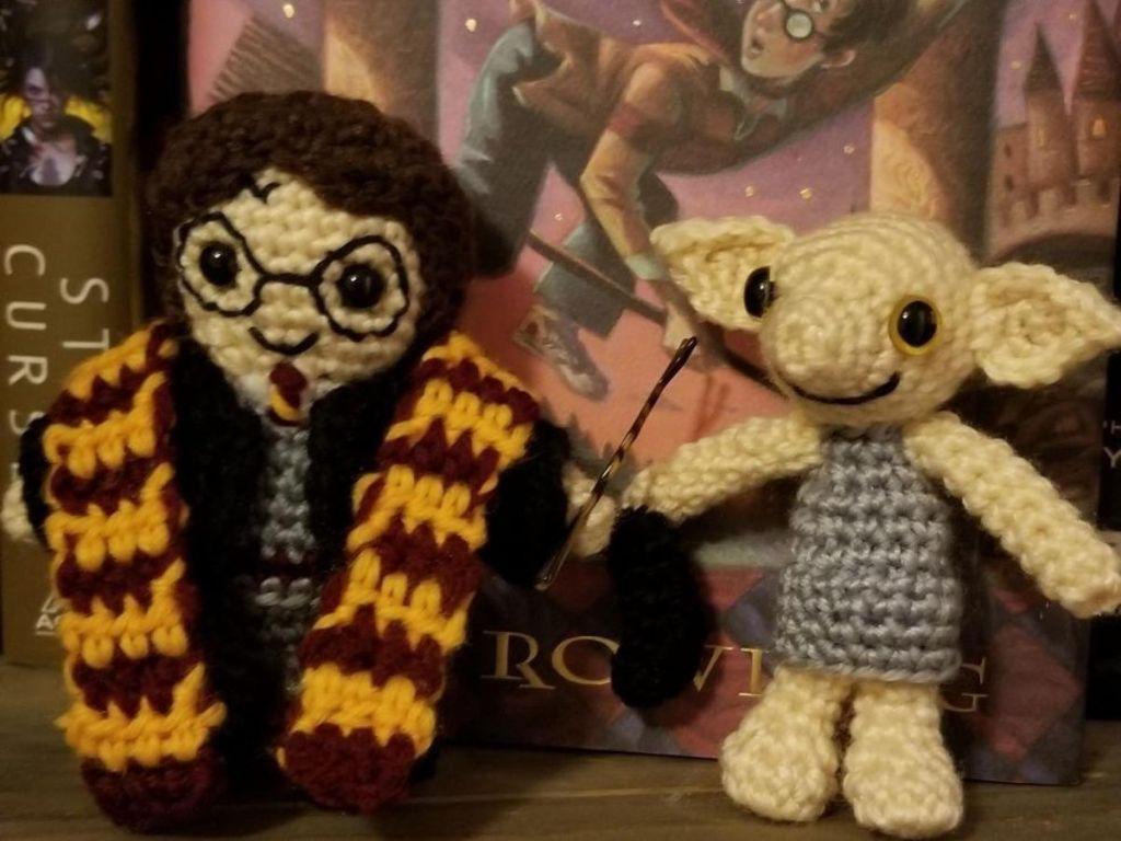 Harry Potter Crochet Set