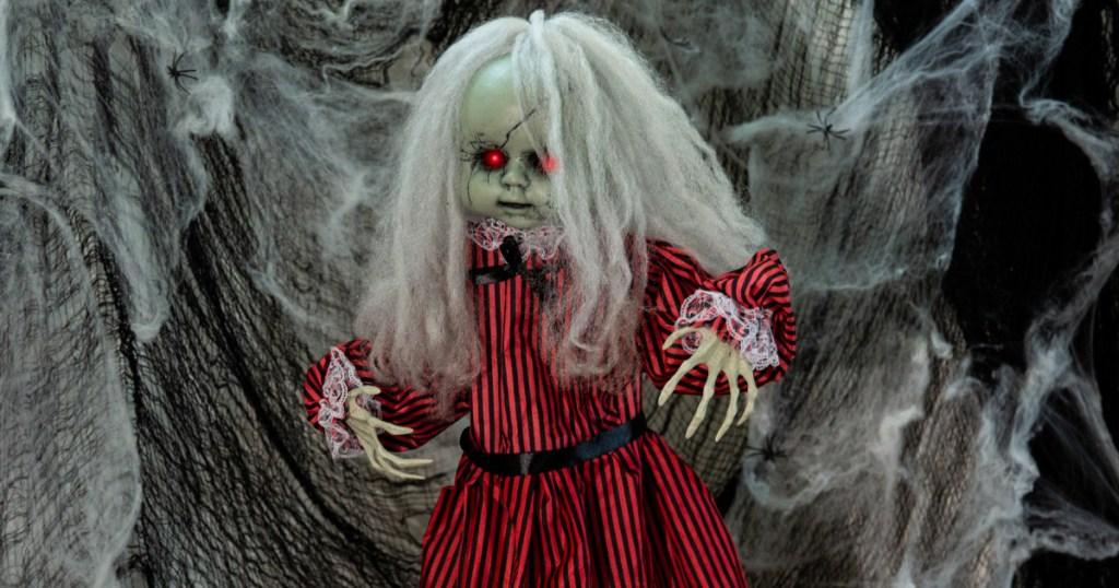 Haunted Holly Roaming Doll