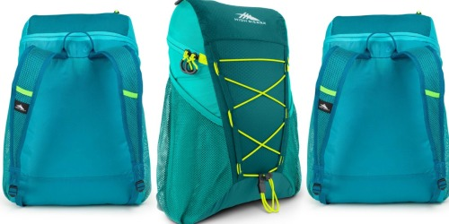 High Sierra Pack-N-Go Sport Backpack Just $12 Shipped