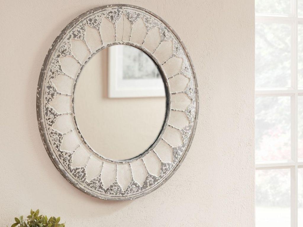 home decorators collection classic accent mirror