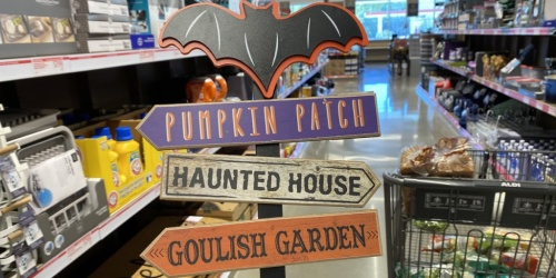 Halloween Decor from $3.99 at ALDI | Yard Signs, Skeletons, & More