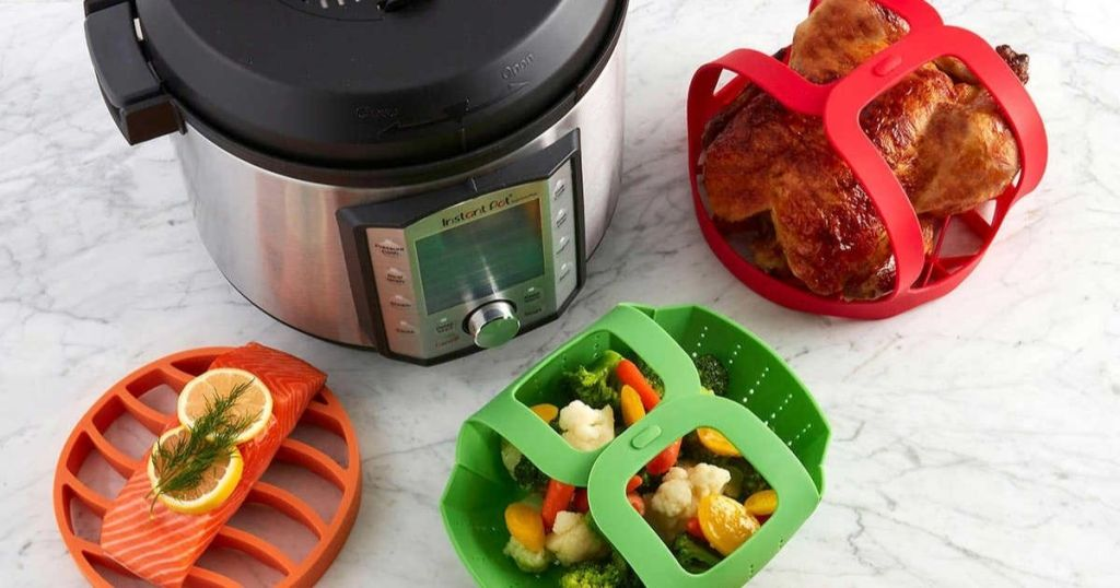 Instant Pot and silicone accessories