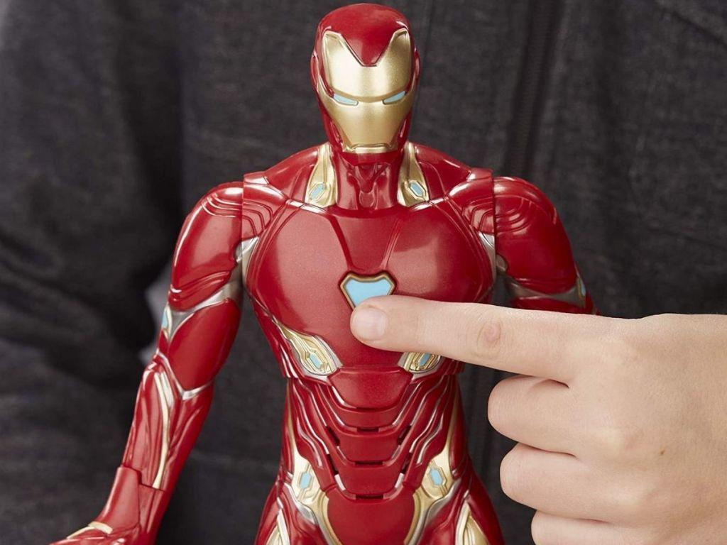 Iron Man Action Figure Toy