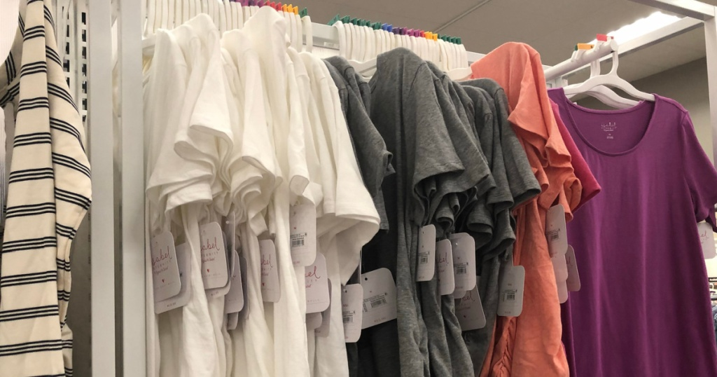 Maternity Clothing From 7 99 At Target In Store Online