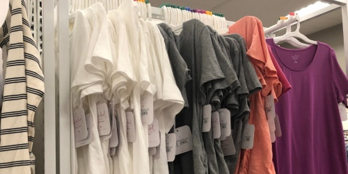 Maternity Clothing from $7.99 at Target | In-Store & Online