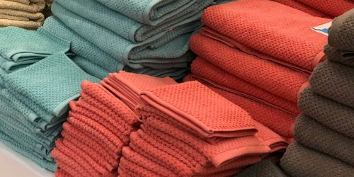 Quick Dri Bath Towels Only $5 on JCPenney.com (Regularly $14) | Reader Fave