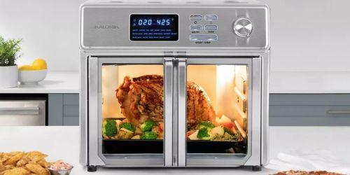 Kalorik Air Fryer Oven From $139.99 Shipped + Get $20 Kohl's Cash | Replaces 10 Kitchen Appliances