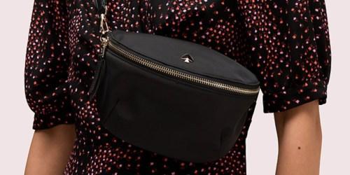 Kate Spade Taylor Belt Bag Only $49 Shipped (Regularly $98)