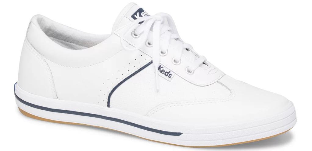 white Keds sneaker