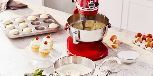 KitchenAid Professional Stand Mixer Bundle Just $259.98 for Sam's Club Members (Regularly $330)
