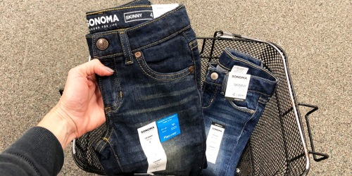 Kids Jeans from $6.50 Each on Kohls.com (Regularly $22+) | Jumping Beans, SONOMA & More