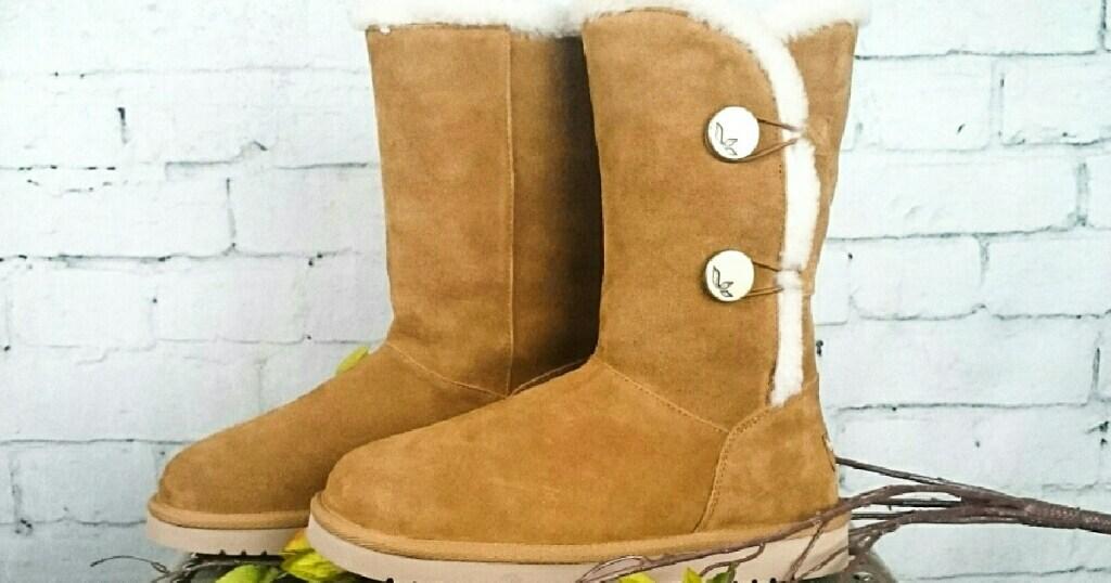 women's light brown boots