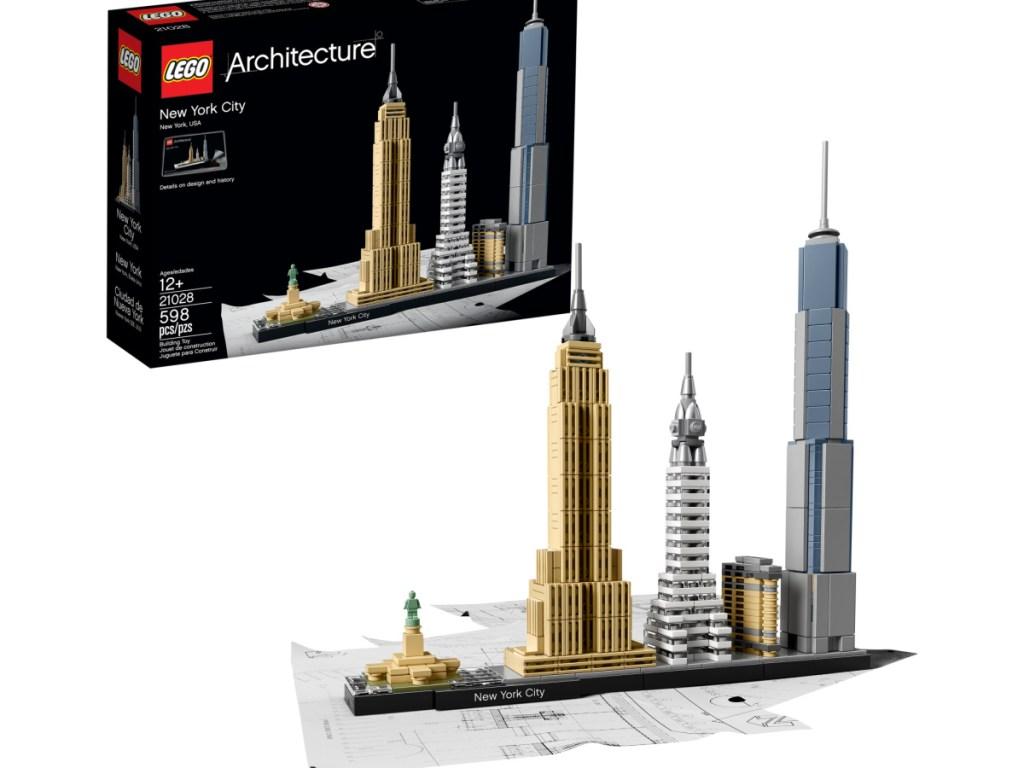 LEGO Architecture New York City Model Kit